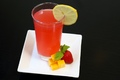 Strawbeery Mango Mint Lemonade